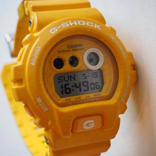 ジーショック(G-SHOCK)のCASIO G-SHOCK GD-X6900HT イエロー(腕時計(デジタル))