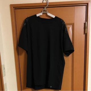 新品タグ付き!HUDSONのスタッズTシャツ!LA.Indoor.mnml(Tシャツ/カットソー(半袖/袖なし))
