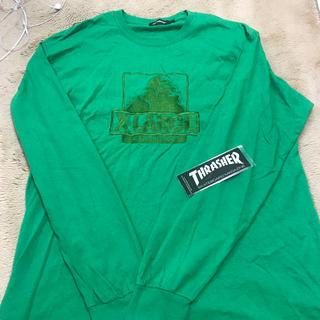 XLARGE - エクストララージ長袖Tシャツ