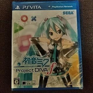 PlayStation Vita - 【未開封品】Vita 初音ミク Project Diva F