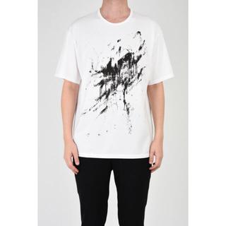 ラッドミュージシャン(LAD MUSICIAN)の【新品】ラッドミュージシャン 42 白 ビッグTシャツ 18SS 定価1.1万(Tシャツ/カットソー(半袖/袖なし))