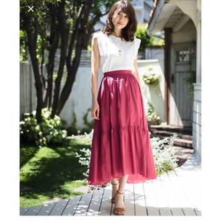 アナイ(ANAYI)のアナイ♡今期もの、ロングスカート36(ロングスカート)