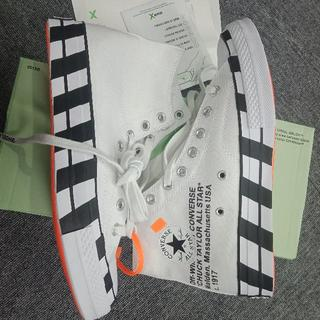 CONVERSE OFF WHITE CHUCK TAYLOR ALL STAR(スニーカー)