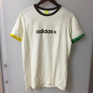 アディダス(adidas)のメンズ 紳士 adidas アディダス 半袖 Tシャツ サイズ O XLサイズ(Tシャツ/カットソー(半袖/袖なし))