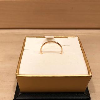 ピンキーリング (GOLD)(リング(指輪))