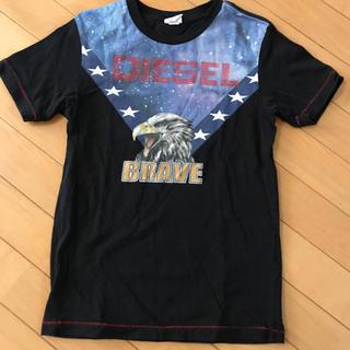 ディーゼル(DIESEL)のDIESEL Tシャツ size10(Tシャツ/カットソー)