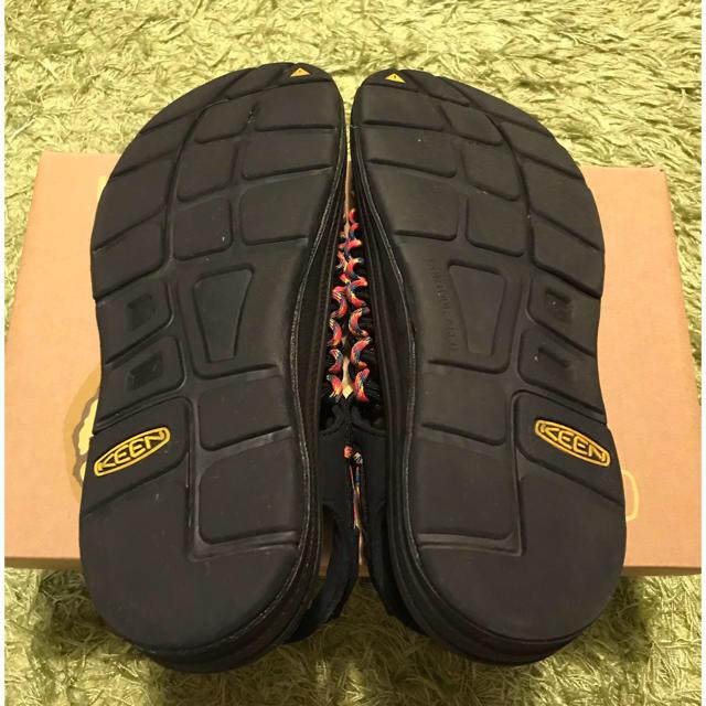 KEEN(キーン)のKH様専用 keen ユニーク 26 付属パーツ付き メンズの靴/シューズ(サンダル)の商品写真