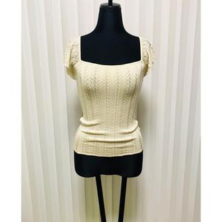 ラルフローレン(Ralph Lauren)のラルフローレン ブラックレーベル 新品 トップス レース 美ライン ラルフ(Tシャツ(半袖/袖なし))