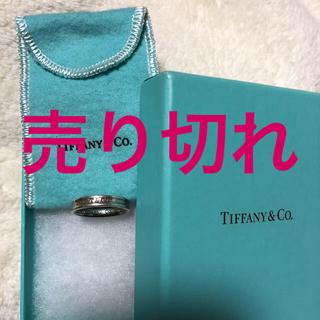 ティファニー(Tiffany & Co.)のティファニー リング Tiffany指輪(リング(指輪))