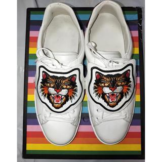 グッチ(Gucci)のGucci Angry Cat Sneaker グッチ 正規品(スニーカー)