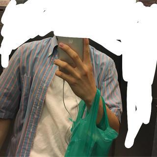 ハレ(HARE)の古着 ストライプシャツ(シャツ)