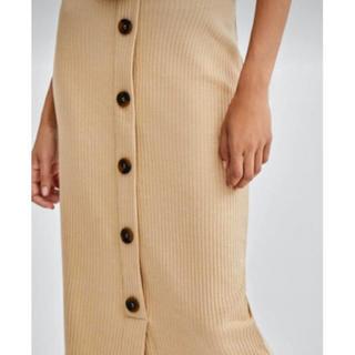 ZARA - ZARA リブタイトスカート