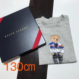 Ralph Lauren - 新品 ラルフ ベアーTシャツ