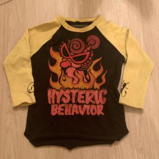 ヒステリックミニ(HYSTERIC MINI)のヒステリックミニ、HYSTERIC MINI、80(Tシャツ)
