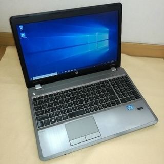 メモリ8GB HP ProBook 4540s Core i5 無線LAN