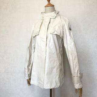 【新品】モンクレール ナイロンジャケット レインコート