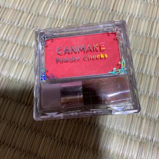 キャンメイク(CANMAKE)のキャンメイク パウダーチークス PW30(チーク)
