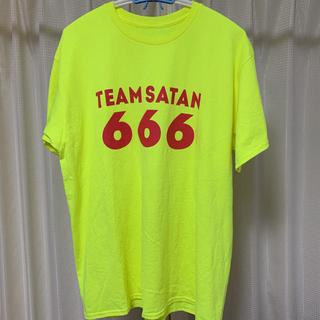 シュプリーム(Supreme)のTEAM SATAN tシャツ (Tシャツ/カットソー(半袖/袖なし))