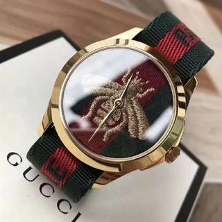グッチ(Gucci)の【GUCCI】Le Marche Des Merveilles 腕時計(腕時計(アナログ))