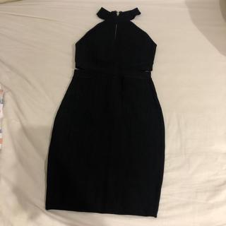 ゲス(GUESS)のGUESSバンテージワンピース ドレス(ひざ丈ワンピース)