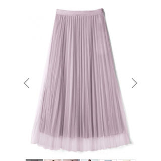 GRL - チュールプリーツスカート