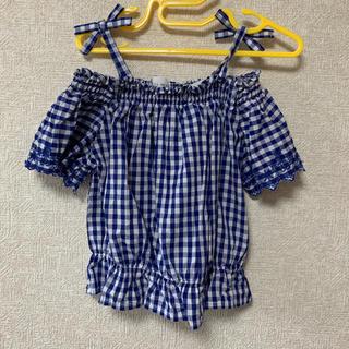 ウィルメリー(WILL MERY)の【新品】WILL MERY キッズ シャツ 100cm(Tシャツ/カットソー)