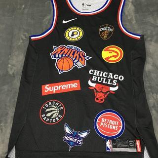 シュプリーム(Supreme)のSupreme nike NBA teams authentic jersey(タンクトップ)