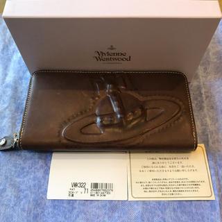 ヴィヴィアンウエストウッド(Vivienne Westwood)の新品未使用 ヴィヴィアンウエストウッド本革レザー長財布(長財布)