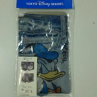 Disney - ドナルドダックボクサーパンツ