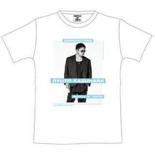 GENERATIONS - 数原龍友 フォトTシャツ