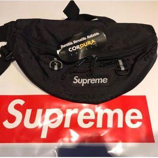 Supreme - 2019SS  Supreme Waist Bag