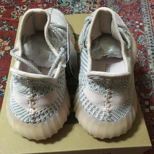 adidas(アディダス)の25 adidas yeezy boost 350 シンセ イージー SYNTH メンズの靴/シューズ(スニーカー)の商品写真
