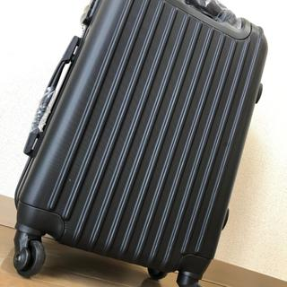 即買いOK☆Sサイズ★スーツケース キャリーケース 機内持ち込み可★ ブラック(スーツケース/キャリーバッグ)