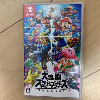 ニンテンドースイッチ(Nintendo Switch)のSwitch スマブラ(家庭用ゲームソフト)