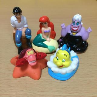 Disney - ディズニー キャラパーティ リトルマーメイド
