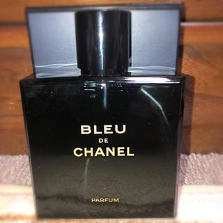 シャネル(CHANEL)のCHANEL ブルードゥシャネル 100ml(香水(男性用))