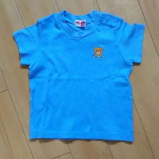 ミキハウス(mikihouse)の☆ミキハウス☆Tシャツ  80センチ(Tシャツ)