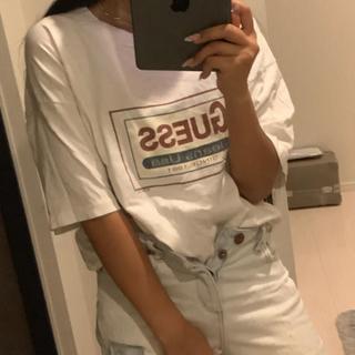ゲス(GUESS)のguess 古着 (Tシャツ(半袖/袖なし))