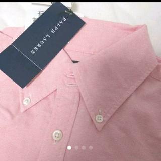 ラルフローレン(Ralph Lauren)のラルフローレン ポロ 長袖Yシャツ ブラウス(シャツ/ブラウス(長袖/七分))
