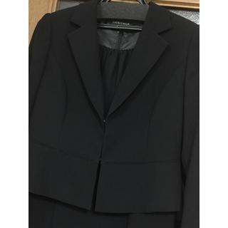 礼服 ブラック フォーマル ジャケット ワンピース