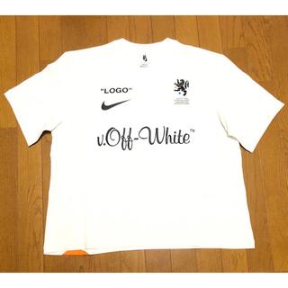 OFF-WHITE - off-white nike  tee