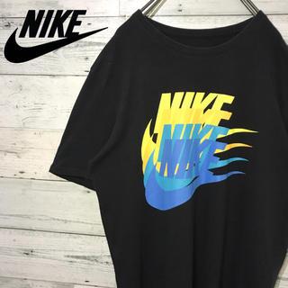 ナイキ(NIKE)の【激レア】ナイキ NIKE☆ビッグロゴ 4連 Tシャツ(Tシャツ/カットソー(半袖/袖なし))