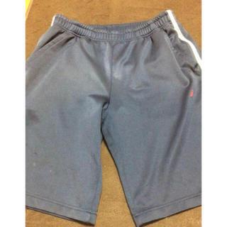 アシックス(asics)の体操服 asics 紺色 短パン M(ハーフパンツ)