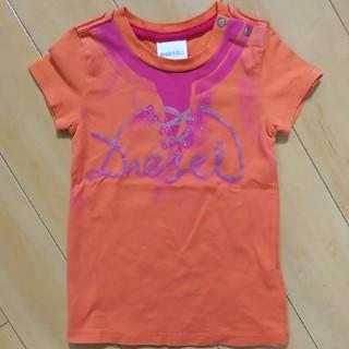 ディーゼル(DIESEL)の☆ディーゼル☆Tシャツ 70センチ(Tシャツ)