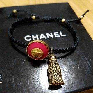 シャネル(CHANEL)のCHANEL ボタン(ブレスレット/バングル)