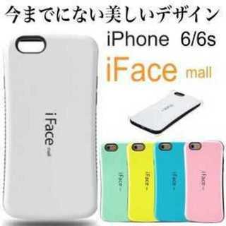 iface mail iPhoneケース(ペインターパンツ)