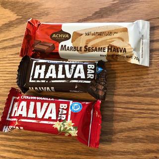 ハルヴァ  3本セット 「旅行者の朝食」