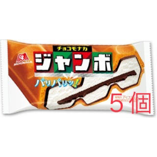 森永製菓 - チョコモナカジャンボ 5個