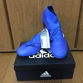 adidas - ⭐️新品未使用⭐ アディダス サッカー トレーニングシューズ ネメシス タンゴ