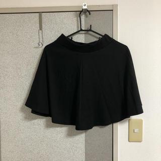 グレイル(GRL)の黒 ミニスカート(ミニスカート)